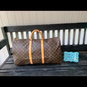 Louis Vuitton keepall55